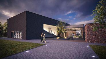Les images du futur nouveau centre culturel Gabrielle Bernard viennent d'être dévoilées. Il y aura une salle de spectacle de 220 places, la bibliothèque ainsi qu'un espace modulable et polyvalent