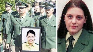Michele Kiesewette, la jeune policière tuée.