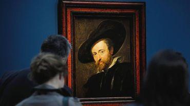 Autoportrait par Pierre Paul Rubens