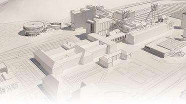 Le redéploiement urbain des anciens charbonnages de Beeringen reçoit un prix international