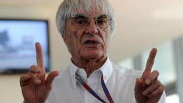 Formule 1: 19 Grands Prix en 2013 au lieu de 20