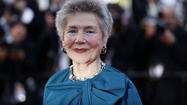Emmanuelle Riva à l'Académie des Oscars