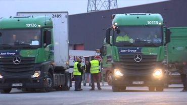 Jost : les camions peuvent continuer à rouler