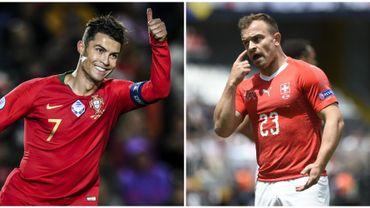 Le Portugal et la Suisse pour les Diables Rouges en mars