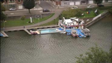 Une piscine dans la Meuse