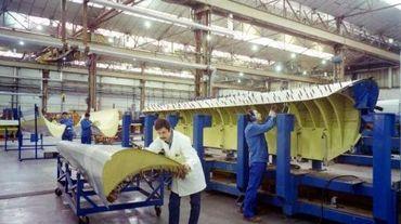 La Sonaca est l'un de points forts wallons dans le secteur aéronautique
