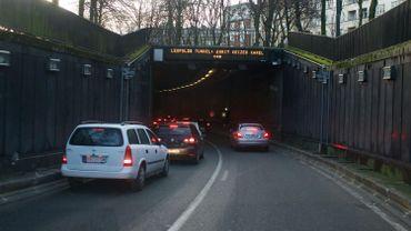 Attentats à Bruxelles: tous les tunnels bruxellois fermés