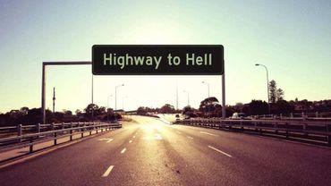 AC/DC: 10 kms d'autoroute fermés pour Bon Scott