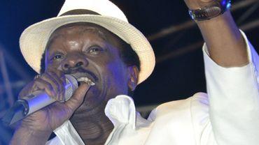 """Le chanteur et musicien guinéen Mory Kanté, connu pour """"Yéké Yéké"""", est décédé"""