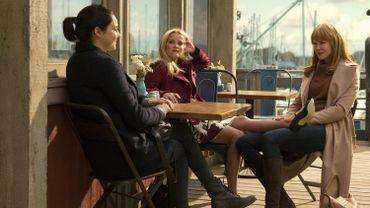 """Shailene Woodley, Reese Witherspoon et Nicole Kidman sont nommées aux Golden Globes pour leur participation à la série """"Big Little Lies"""" sur HBO"""