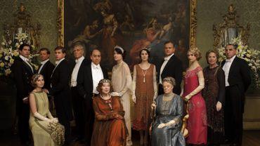 """La version cinématographique de """"Downton Abbey"""" s'est révélée dans un premier teaser sur Youtube."""