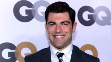"""Max Greenfield s'est récemment distingué dans la saison 2 de la série """"American Crime Story"""" de Ryan Murphy."""