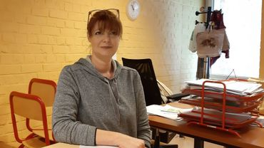 Ingrid Bertrand, Chargée de projets de sensibilisation pour l'asbl Lire et Ecrire