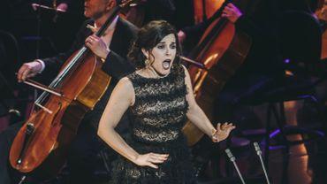 Jodie Devos aux Victoires de la musique 2020
