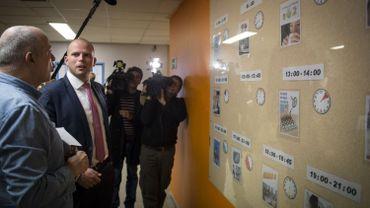 """Francken (N-VA): """"Les MENA sont une des priorités du gouvernement"""""""