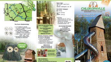 Le Parc Chlorophylle à Dochamp-Manhay vient d'ouvrir ses portes pour une nouvelle saison.
