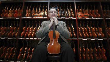 Une importante collection de violons américains est sur le point d'être démantelée aux Etats-Unis