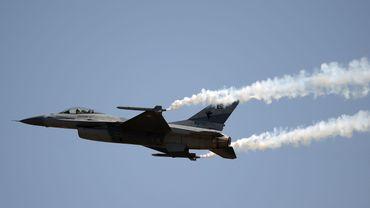 Les avions militaires belges ne volent plus au dessus de la Syrie