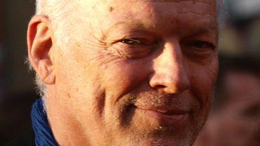 David Gilmour, guitariste des Pink Floyd, s'apprête à sortir son quatrième album solo
