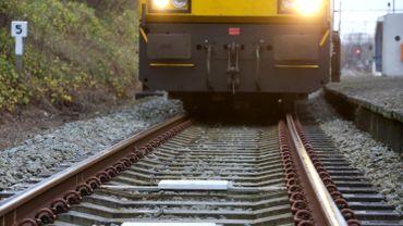 Circulation des trains interrompue entre Charleroi et Walcourt
