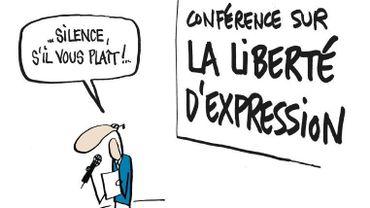 """""""100 dessins de Cartooning for peace pour la liberté de la presse"""" sera en vente à partir du jeudi 5 décembre 2013"""