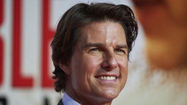 "Tom Cruise incarne Barry Seal, un ancien pilote de la TWA devenu trafiquant de drogue dans ""American Made"""