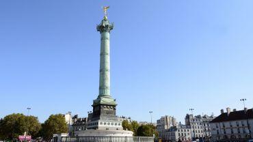 La Place de la Bastille ferait partie du parcours