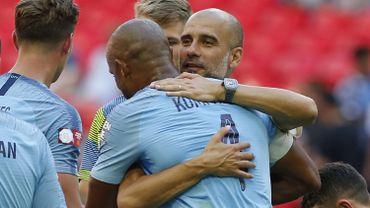 Kompany aurait décliner un poste d'adjoint de Guardiola à Manchester City