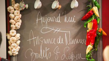 Avisances de Namur,  Boulettes sauce lapin