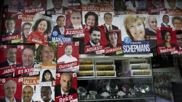 Molenbeek: le balayeur distribuait des tracts PS/SP.A. pendant ses heures de service