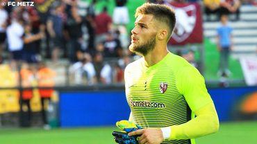Anderlecht engage le prometteur gardien Thomas Didillon