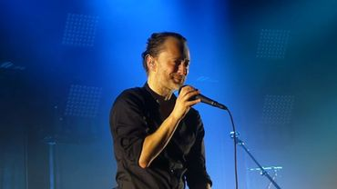 Thom Yorke au Zénith de Paris