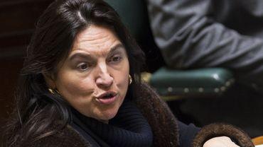 La ministre fédérale de l'Énergie Marie-Christine Marghem (MR).