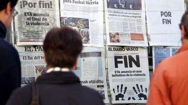 Espagne: des milliers de journalistes sans emploi