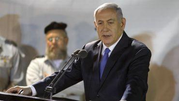 Benjamin Netanyahu a promis d'annexer les colonies israéliennes de Cisjordanie s'il est élu.