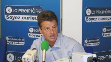 Olivier Chastel (MR), ministre du budget, invité de Matin première
