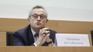Christian De Valkeneer devient président du tribunal de première instance de Namur-Dinant