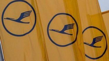 Les actions de grève devraient coûter plusieurs dizaines de millions d'euros à Lufthansa.