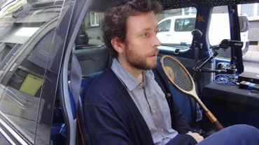 Joachim Lafosse dans Hep Taxi !
