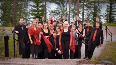 #10 : Chœur de Chambre d'Helsinki - Rautavaara : Vigilia II – Vespres (Abbaye de La Cambre)