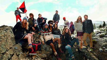 Campagne automne-hiver 2014 Tommy Hilfiger
