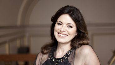 """La soprano Anna Caterina Antonacci chantera """"La voix humaine"""" de Francis Poulenc"""