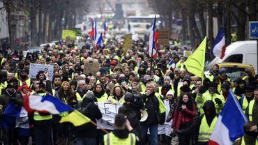 Gilets jaunes en France: démarrage timide pour le septième week-end de mobilisation
