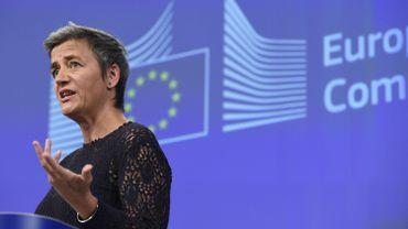 Margrethe Vestager, commissaire à la Concurrence.