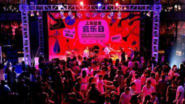 """La Fête de la musique est intégrée dans le programme de """"Croisements"""", plus gros festival culturel organisé par la France à l'étranger."""