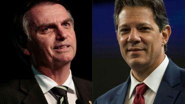 Brésil: l'effet Bolsonaro double la présence de militaires au Parlement