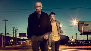 """""""Breaking Bad"""" est la série la plus regardée en Binge-watching"""