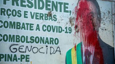 Coronavirus au Brésil: le Sénat va bientôt enquêter sur la gestion de Jair Bolsonaro