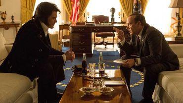 """Michael Shannon et Kevin Spacey dans """"Elvis et Nixon"""""""