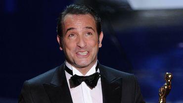 """Jean Dujardin (""""The Artist"""") est le dernier acteur à avoir reçu un prix d'interprétation à Cannes et un Oscar pour un même rôle"""